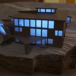Cliff House - model