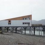 Haines Terminal from shore