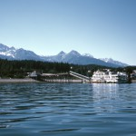 Haines Terminal from water