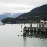 Haines Terminal view from dock