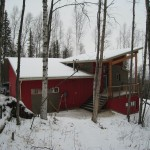 Little Red House - Exterior